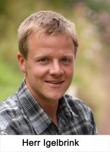 Björn Igelbrink (Erprobungsstufenkoordinator)