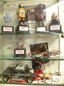 Preise beim Roboter-Wettbewerb