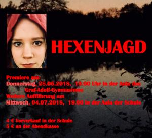 """""""Hexenjagd"""" (Theateraufführung) @ Aula"""